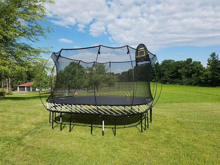 Park Art|My WordPress Blog_How To Set Up A Trampoline Frame