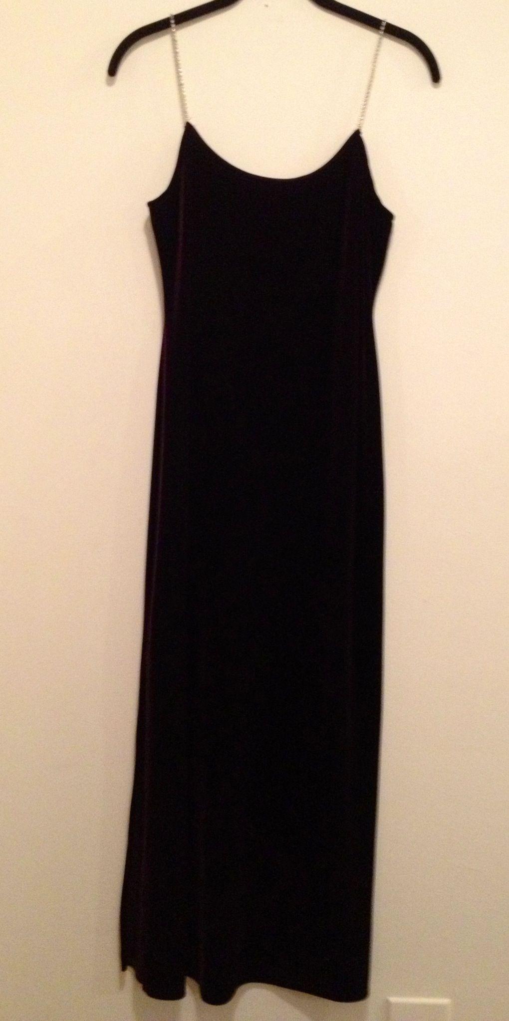 Park Art|My WordPress Blog_Black Dress With Slits On Both Sides