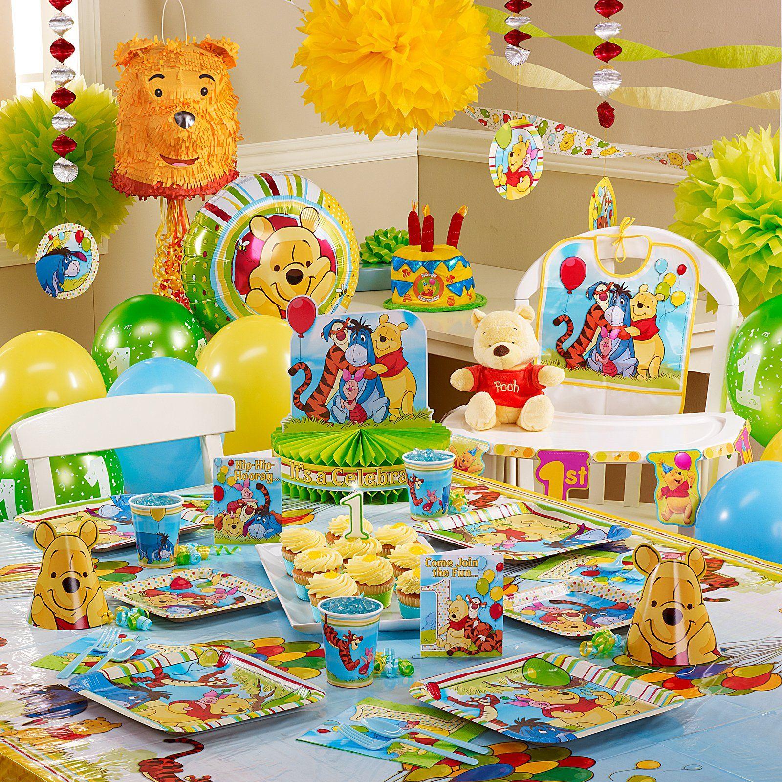 Park Art|My WordPress Blog_Winnie The Pooh First Birthday Ideas