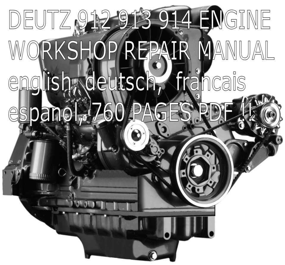 Park Art My WordPress Blog_Deutz 413 Diesel Engine Workshop Repair Service Manual