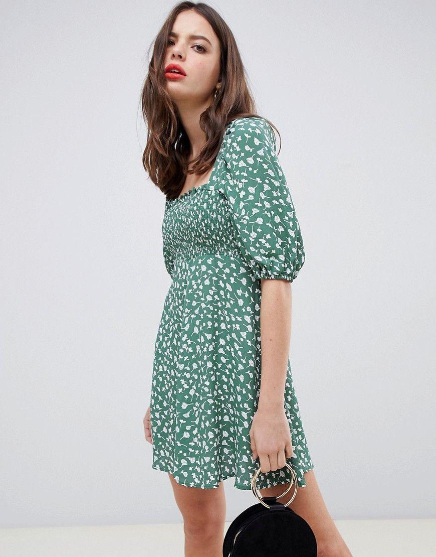 Park Art|My WordPress Blog_Puff Sleeve Maxi Dress Oasis