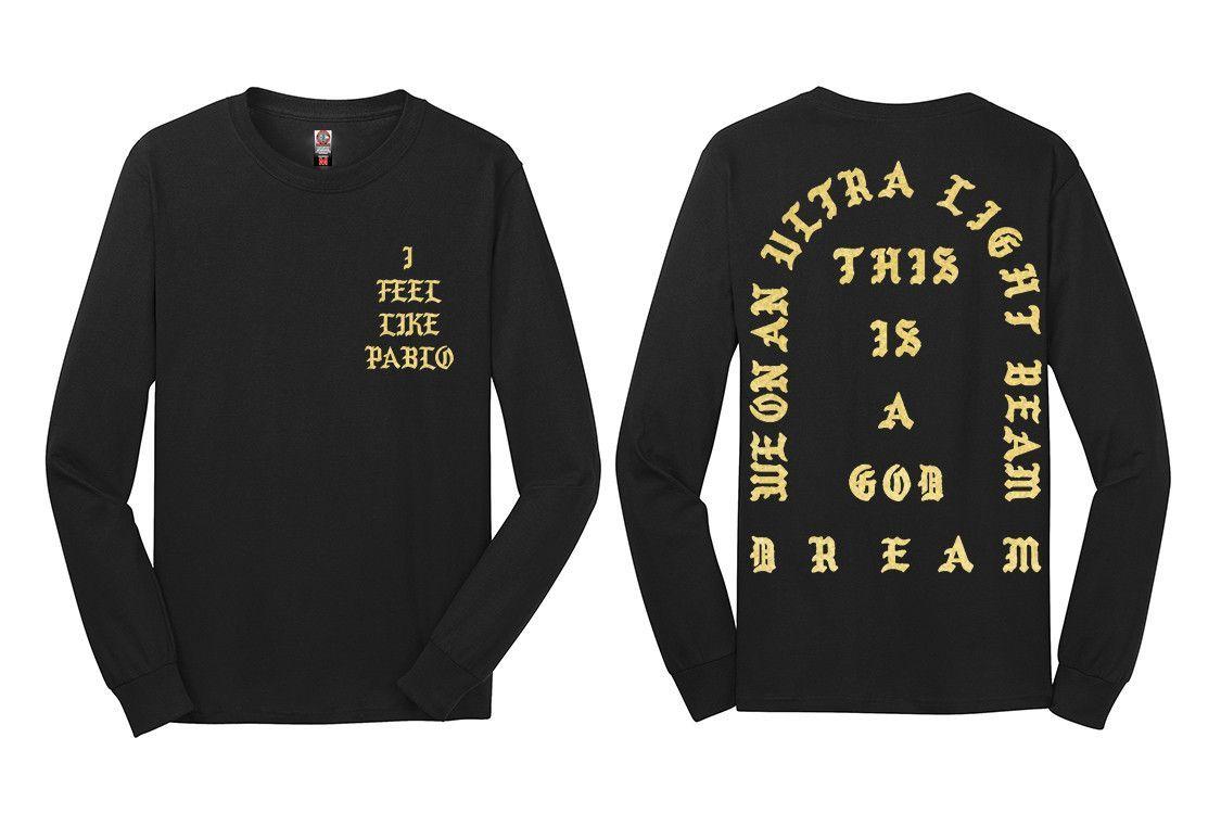 Park Art|My WordPress Blog_I Feel Like Pablo Shirt Real Vs Fake