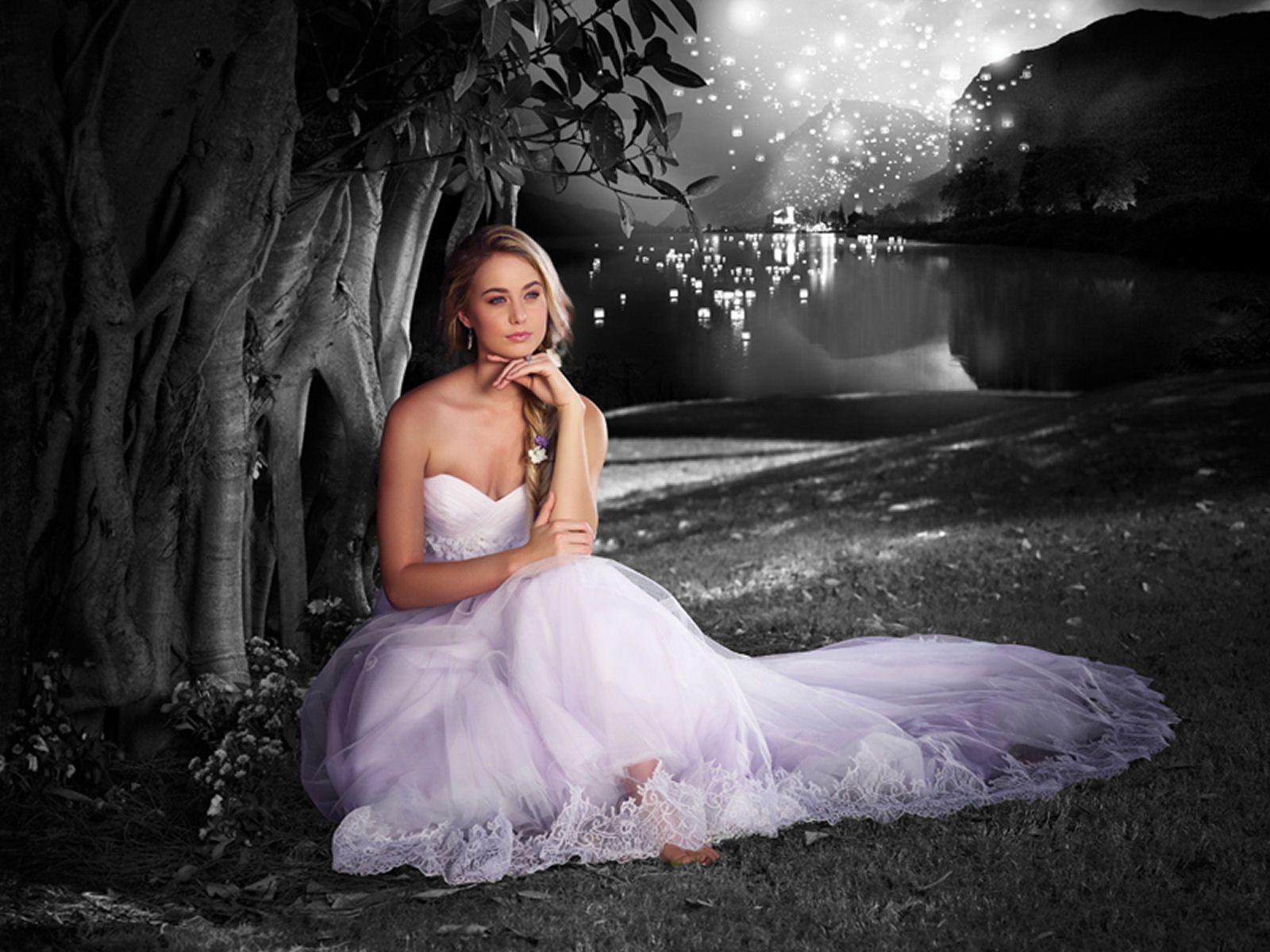 Park Art|My WordPress Blog_Rapunzel Wedding Dress Alfred Angelo