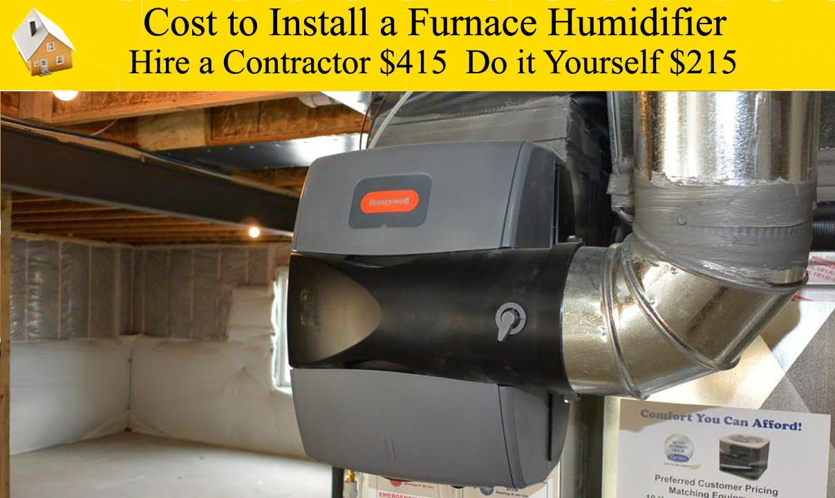 Park Art My WordPress Blog_How To Install A Furnace Humidifier