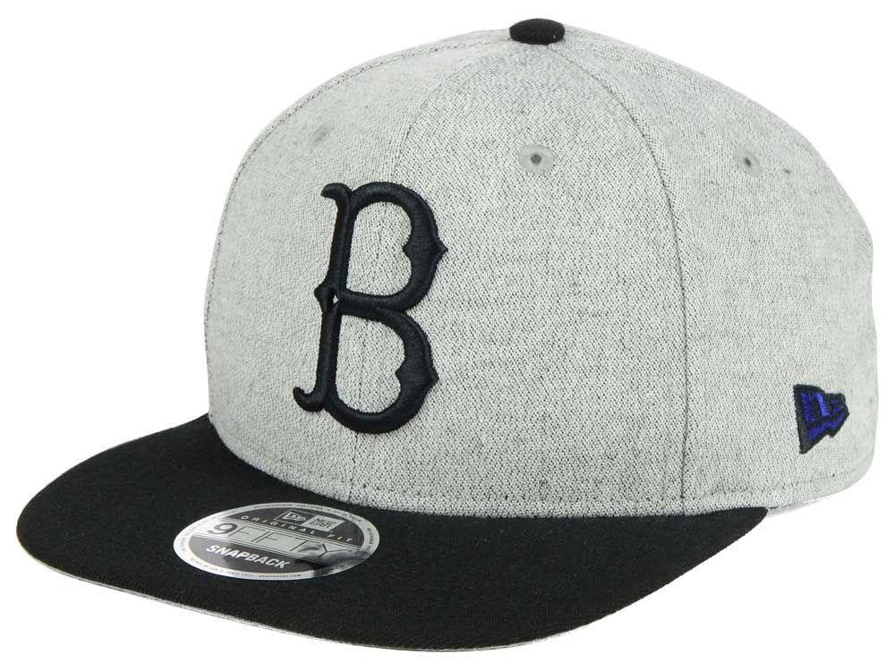 Park Art My WordPress Blog_Brooklyn Dodgers Fitted Hat Black