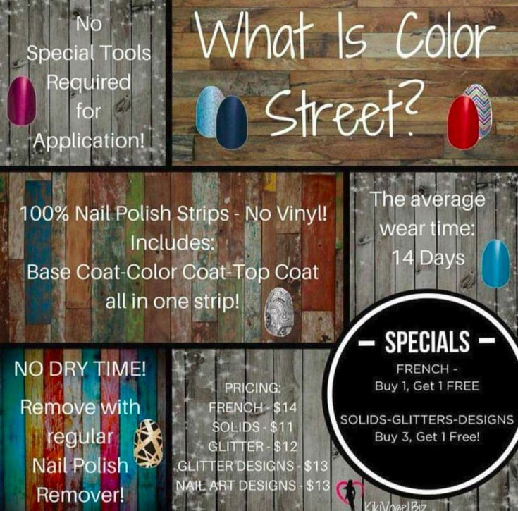 Park Art My WordPress Blog_How Long Do Color Street Nails Last Once Opened
