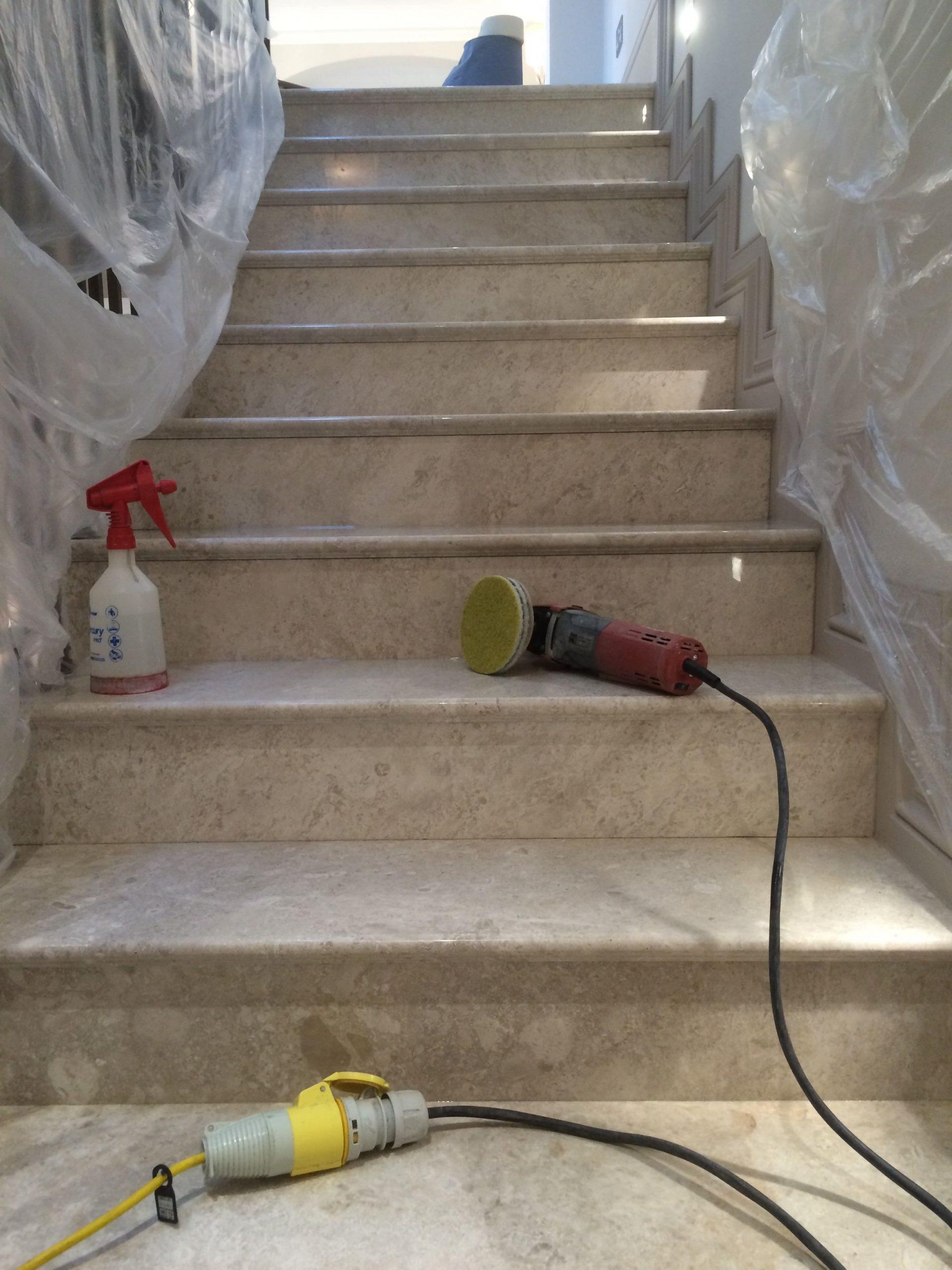 Park Art|My WordPress Blog_How To Clean Limestone Steps