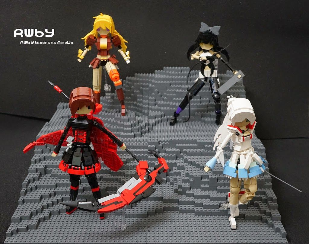Park Art My WordPress Blog_Are There Anime Lego Sets