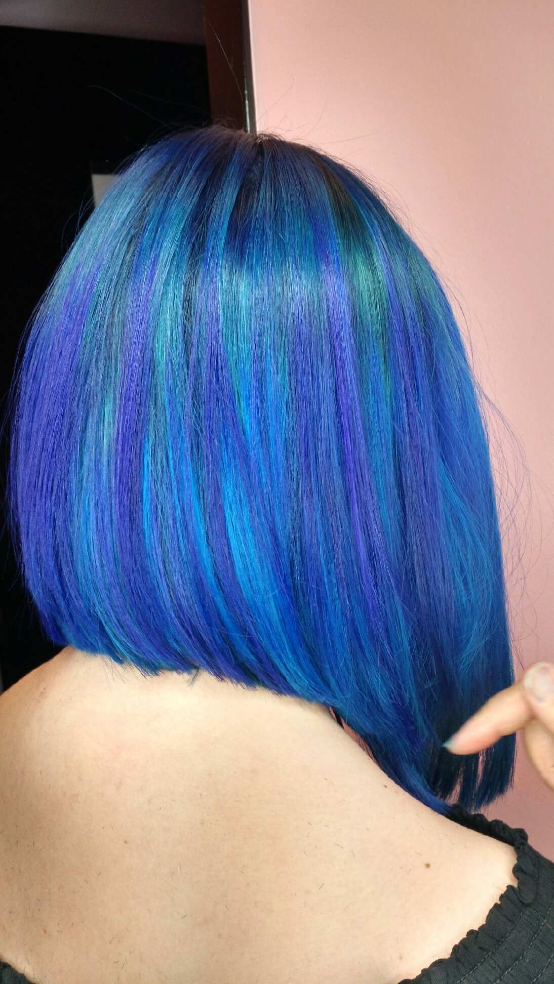 Park Art|My WordPress Blog_Neon Blue Hair Dye For Sale