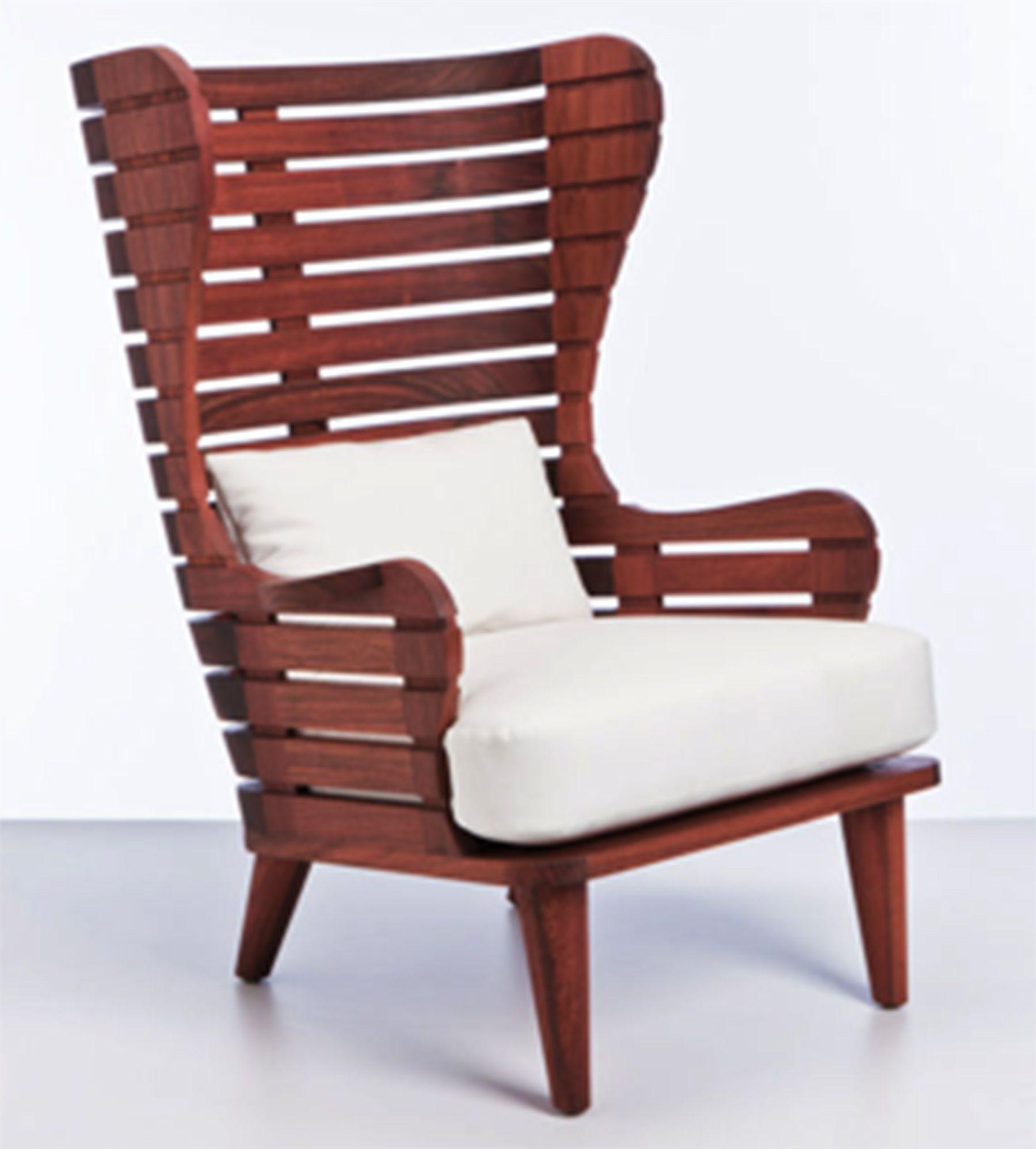 Park Art My WordPress Blog_Outdoor Wingback Chair And Ottoman