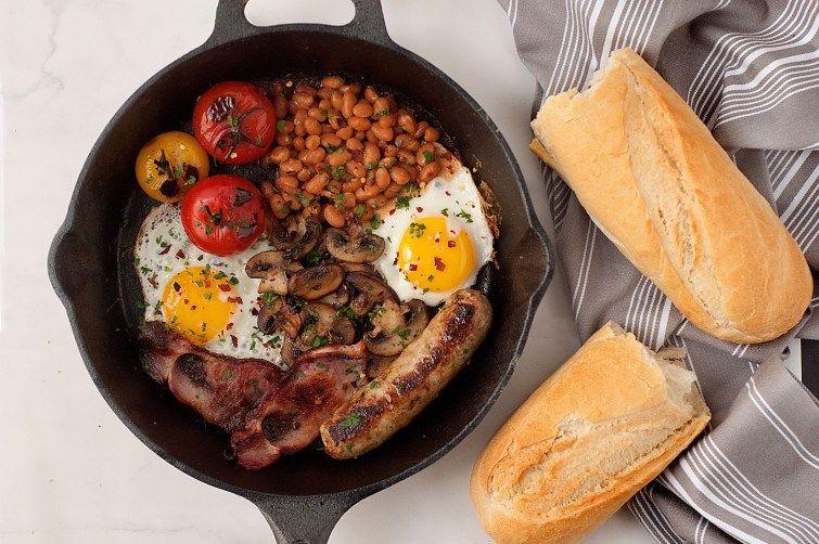 Park Art My WordPress Blog_How Do You Spell Breakfast In English