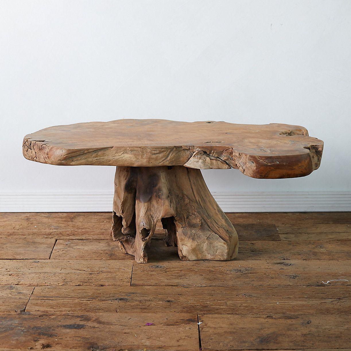 Park Art|My WordPress Blog_Teak Root Coffee Table Terrain