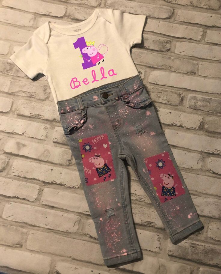 Park Art My WordPress Blog_Peppa Pig Birthday Outfit With Pants