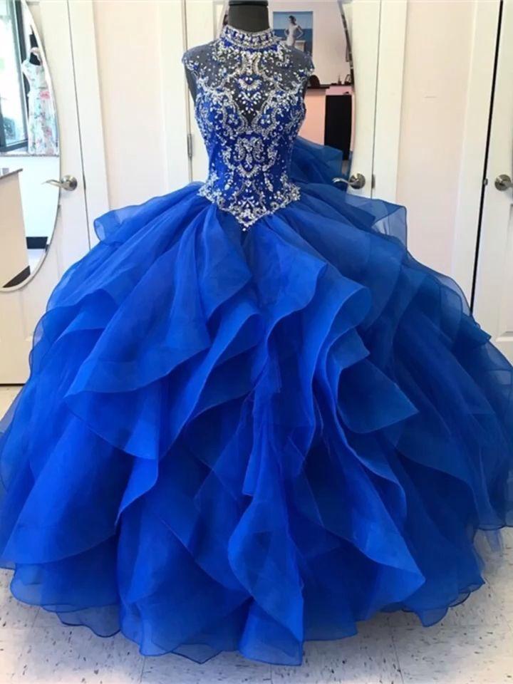 Park Art|My WordPress Blog_Royal Blue Quinceanera Dresses 2019