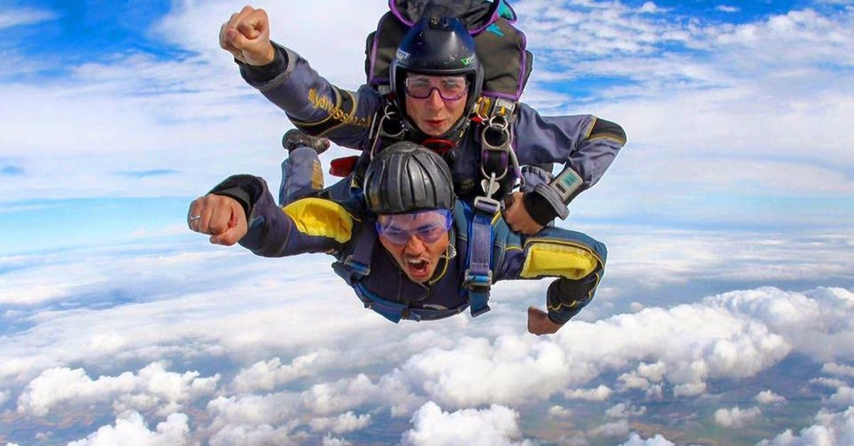 Park Art|My WordPress Blog_Is There A Weight Limit For Skydiving Uk