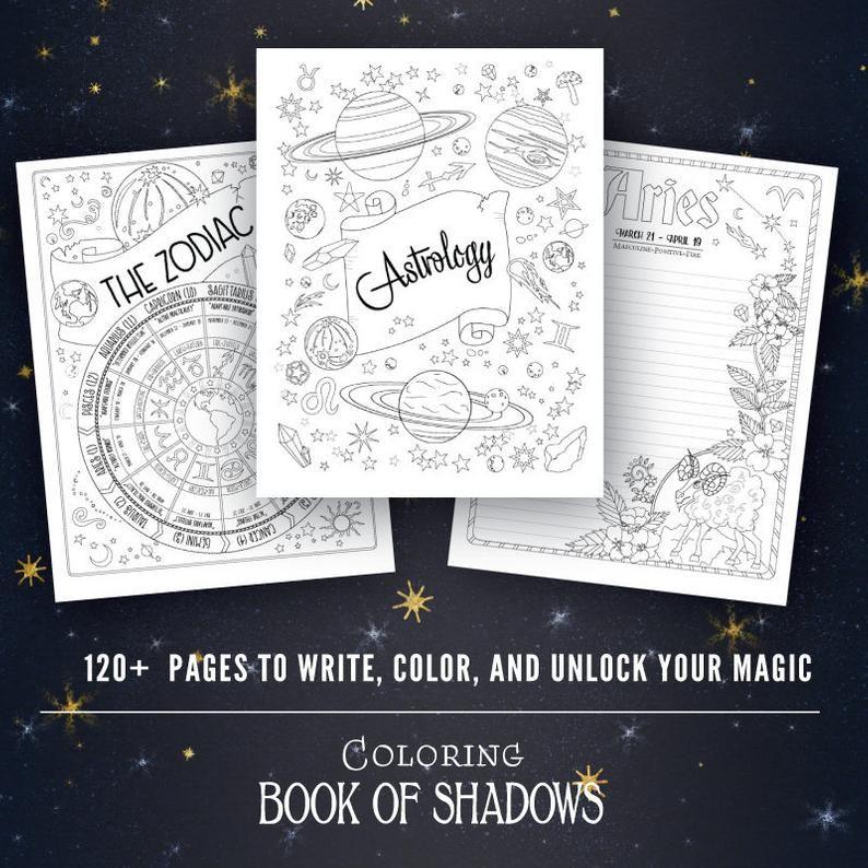 Park Art My WordPress Blog_Coloring Book Of Shadows Pdf
