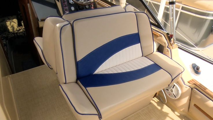 Park Art My WordPress Blog_How To Recover Boat Seats Video
