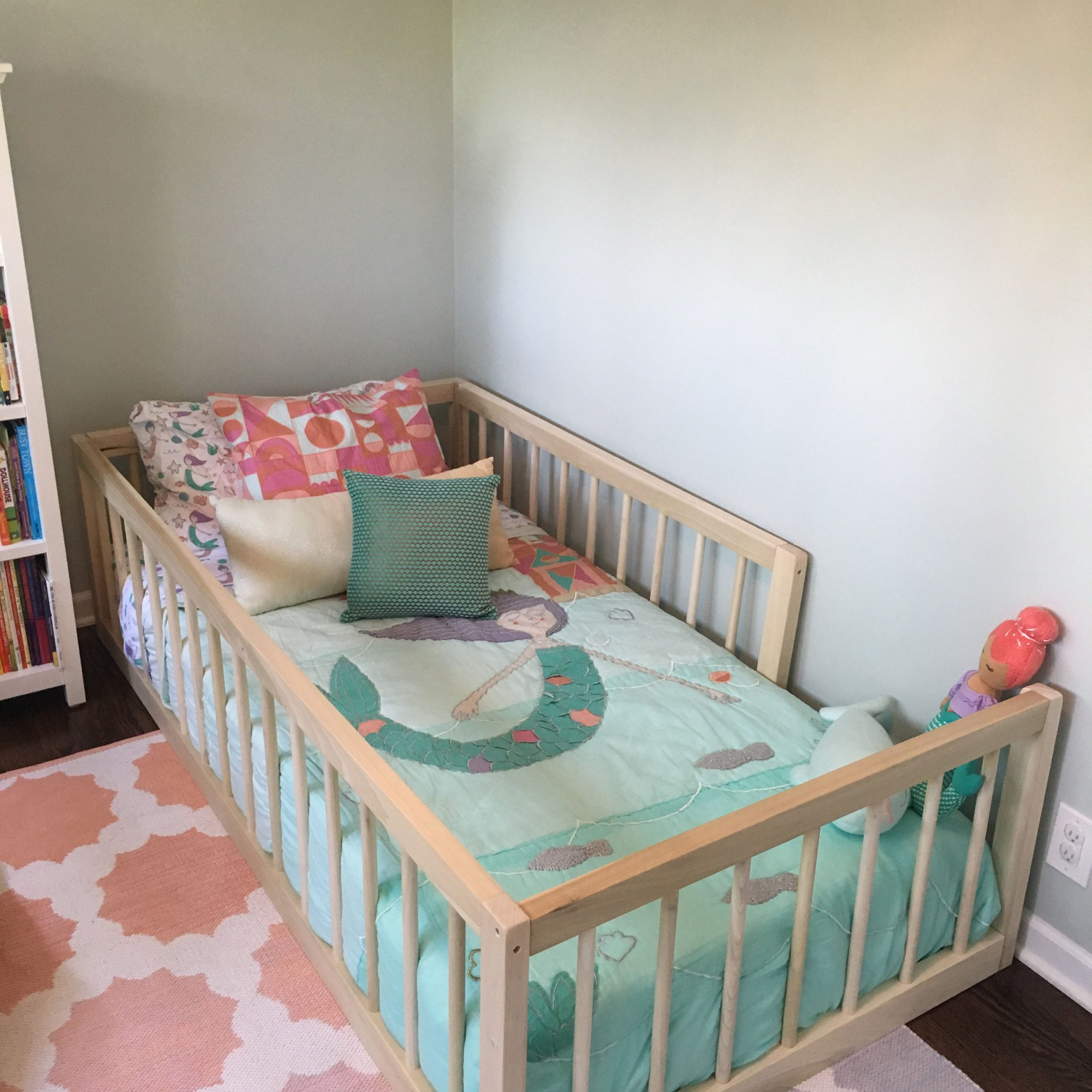 Park Art|My WordPress Blog_Baby Floor Bed With Rails