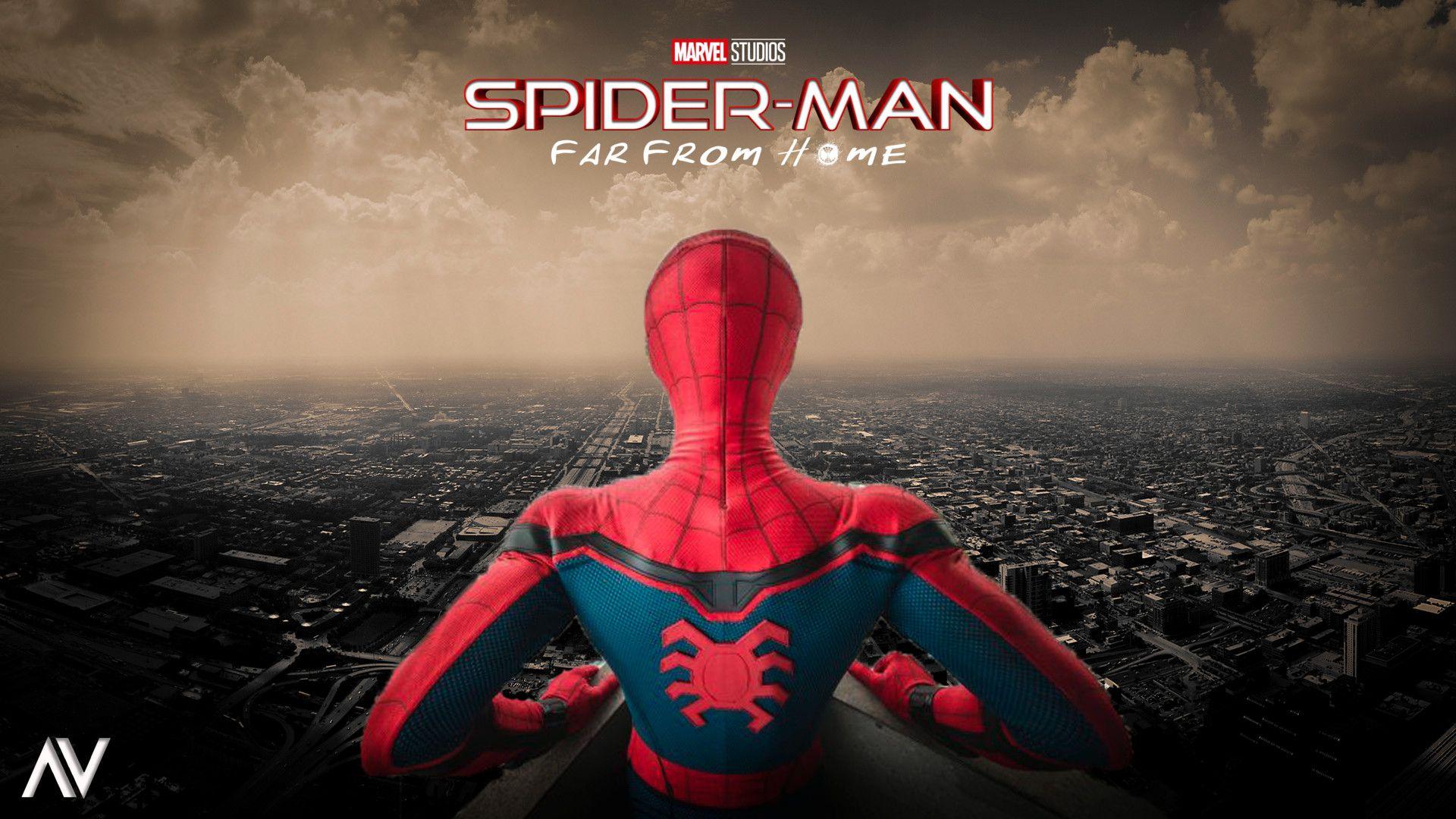 Park Art|My WordPress Blog_Google Drive Spider Man Far From Home Movie