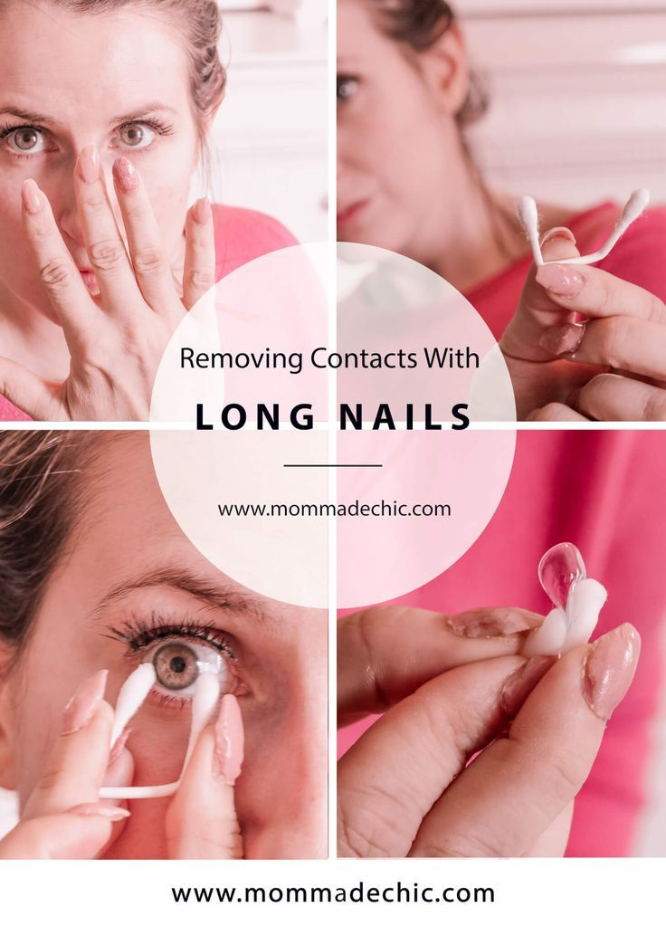 Park Art My WordPress Blog_How To Remove Contacts With Acrylic Nails