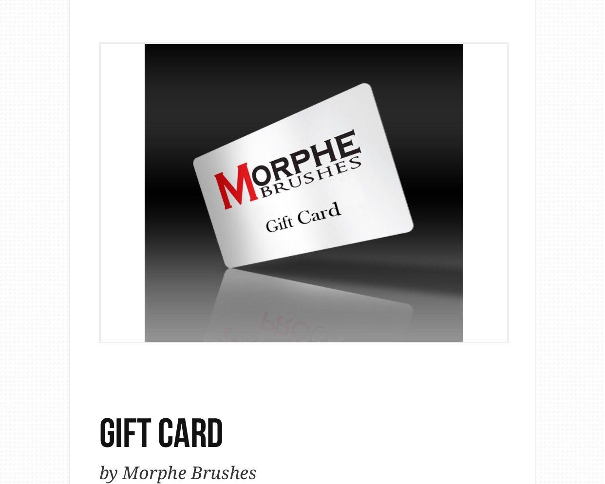 Park Art|My WordPress Blog_Morphe Gift Card Where To Buy