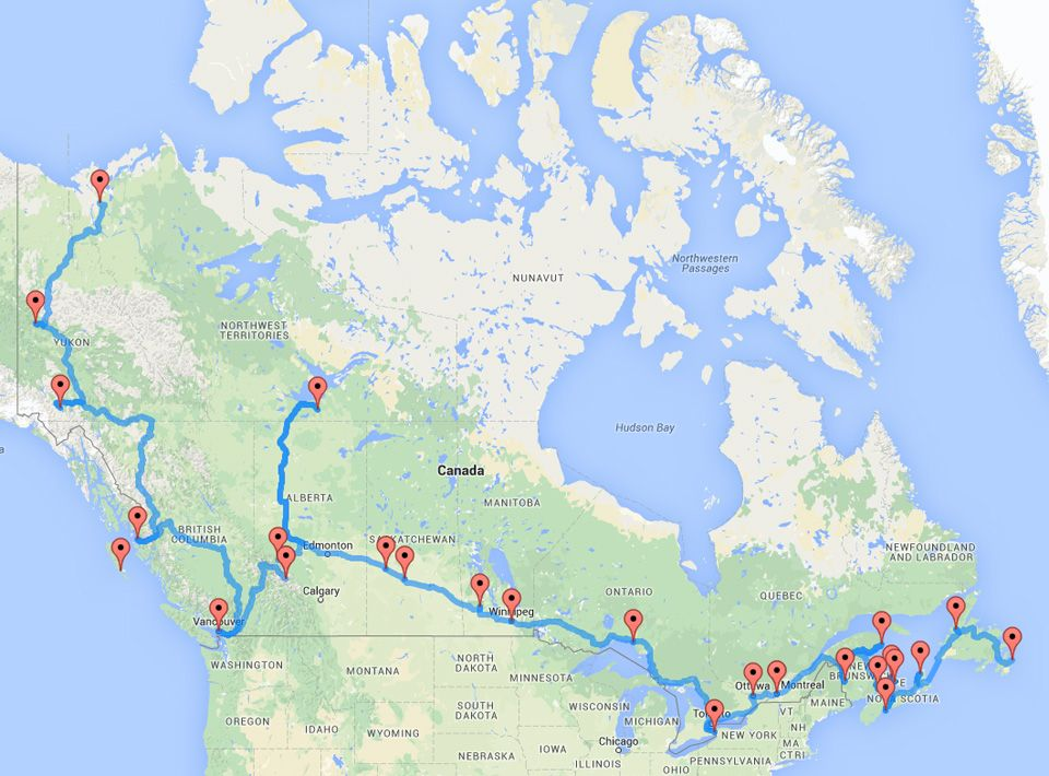 Park Art|My WordPress Blog_When Will Canada Reopen Border To Europe