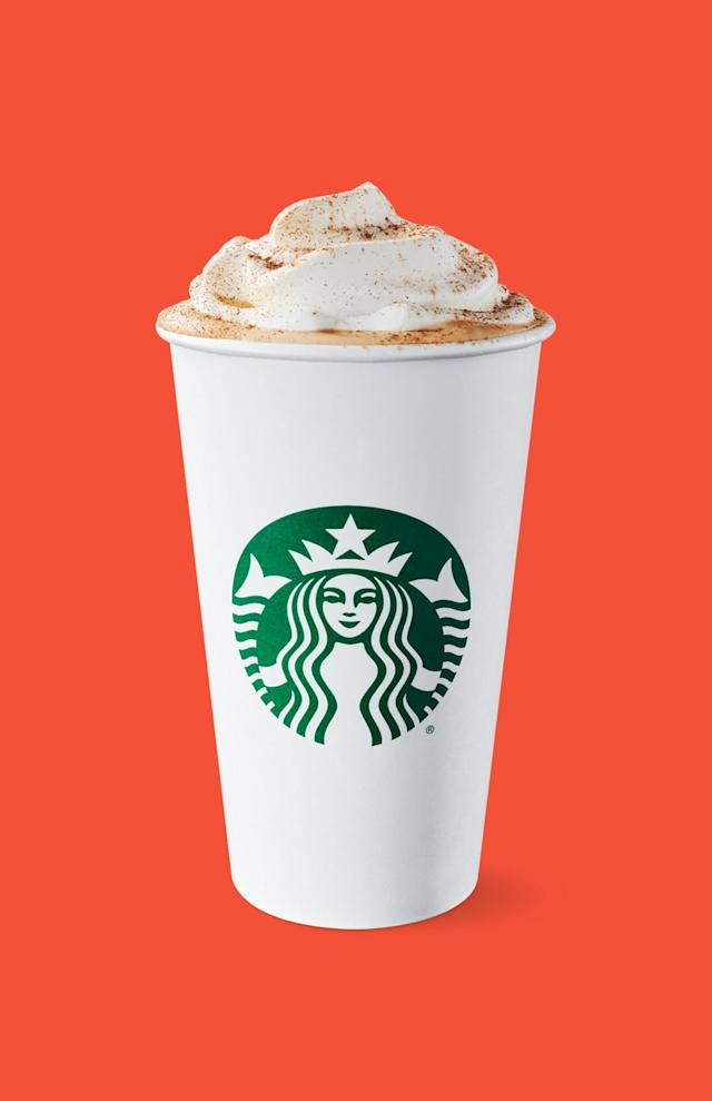 Park Art|My WordPress Blog_Decaf Pumpkin Spice Coffee Starbucks