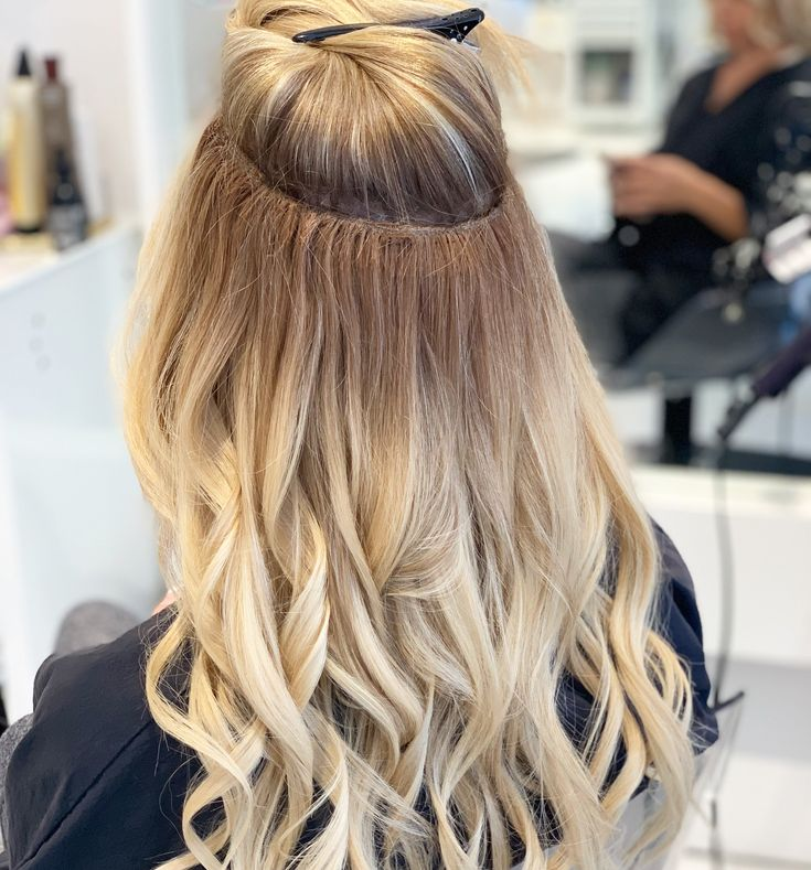 Park Art|My WordPress Blog_Hand Tied Hair Extensions Itchy