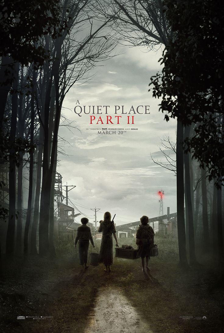 Park Art|My WordPress Blog_Where To Watch A Quiet Place 2 Uk