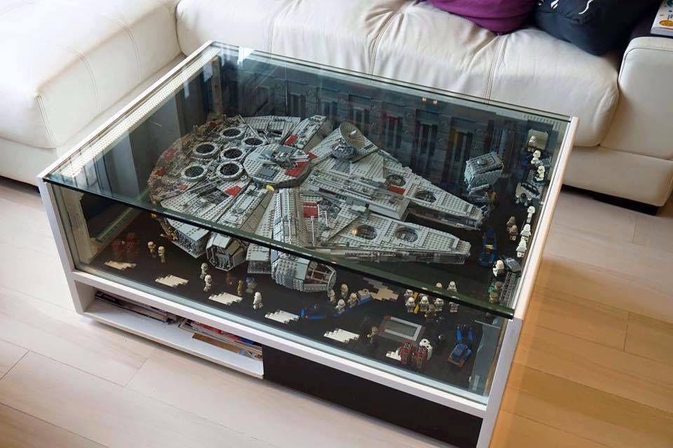 Park Art|My WordPress Blog_Star Wars Coffee Table For Sale