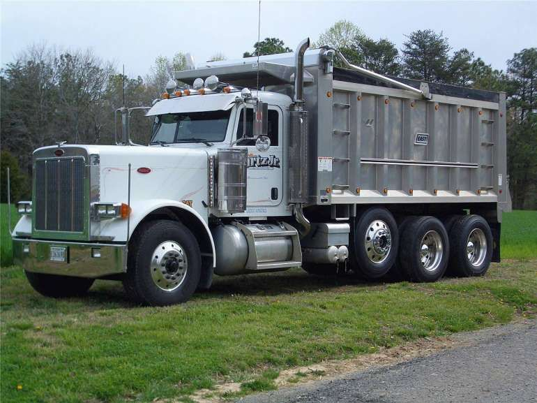 Park Art My WordPress Blog_Peterbilt 379 Dump Truck For Sale In California