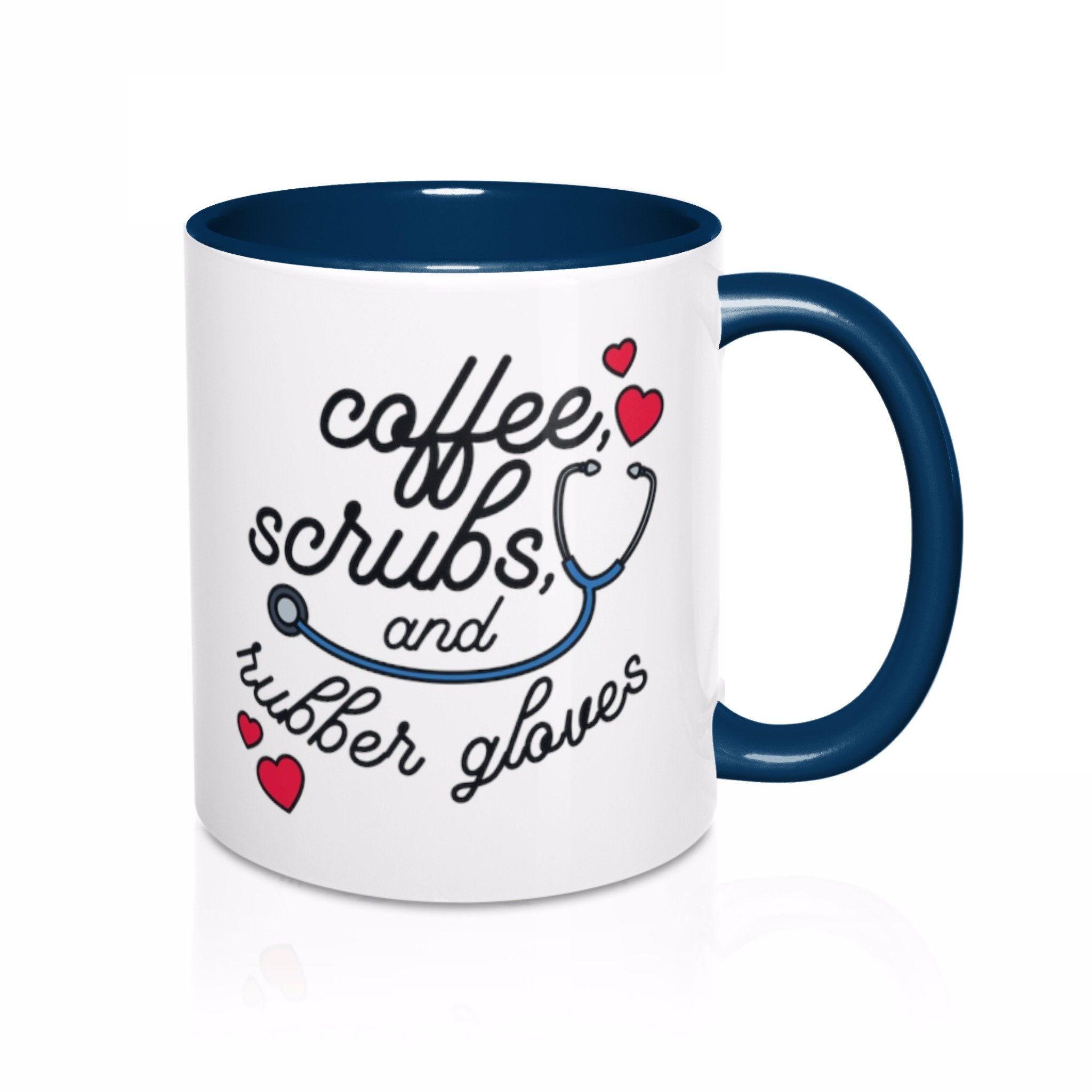 Park Art|My WordPress Blog_Coffee Scrubs And Rubber Gloves Mug