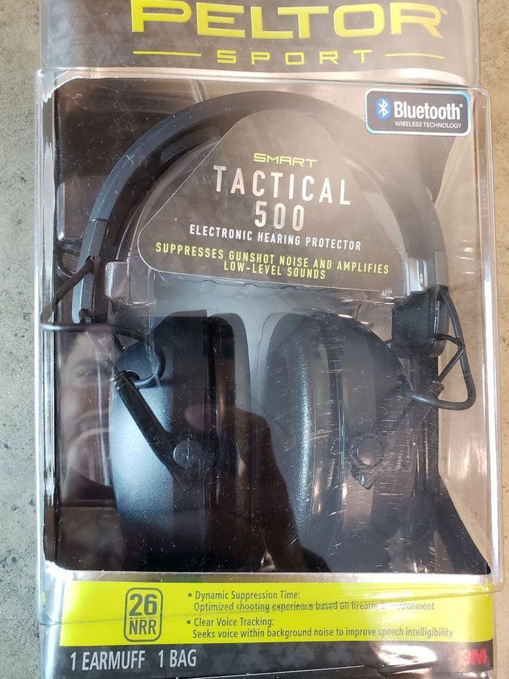Park Art My WordPress Blog_Peltor Sport Tactical 500 Bluetooth