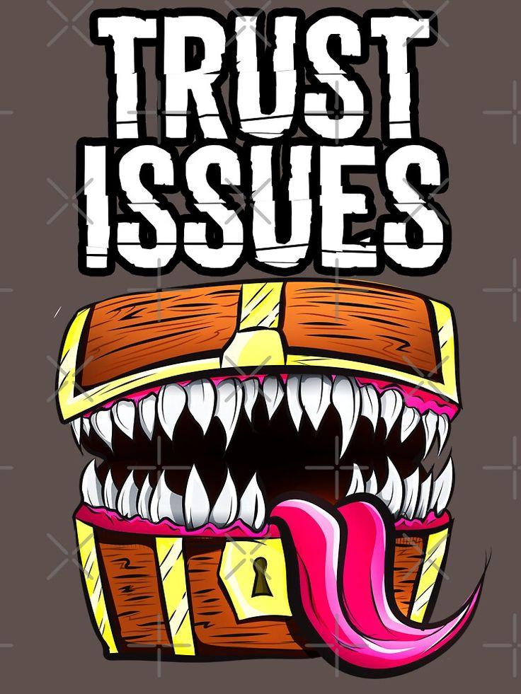 Park Art My WordPress Blog_I Love Never Hoodie Trust Issues