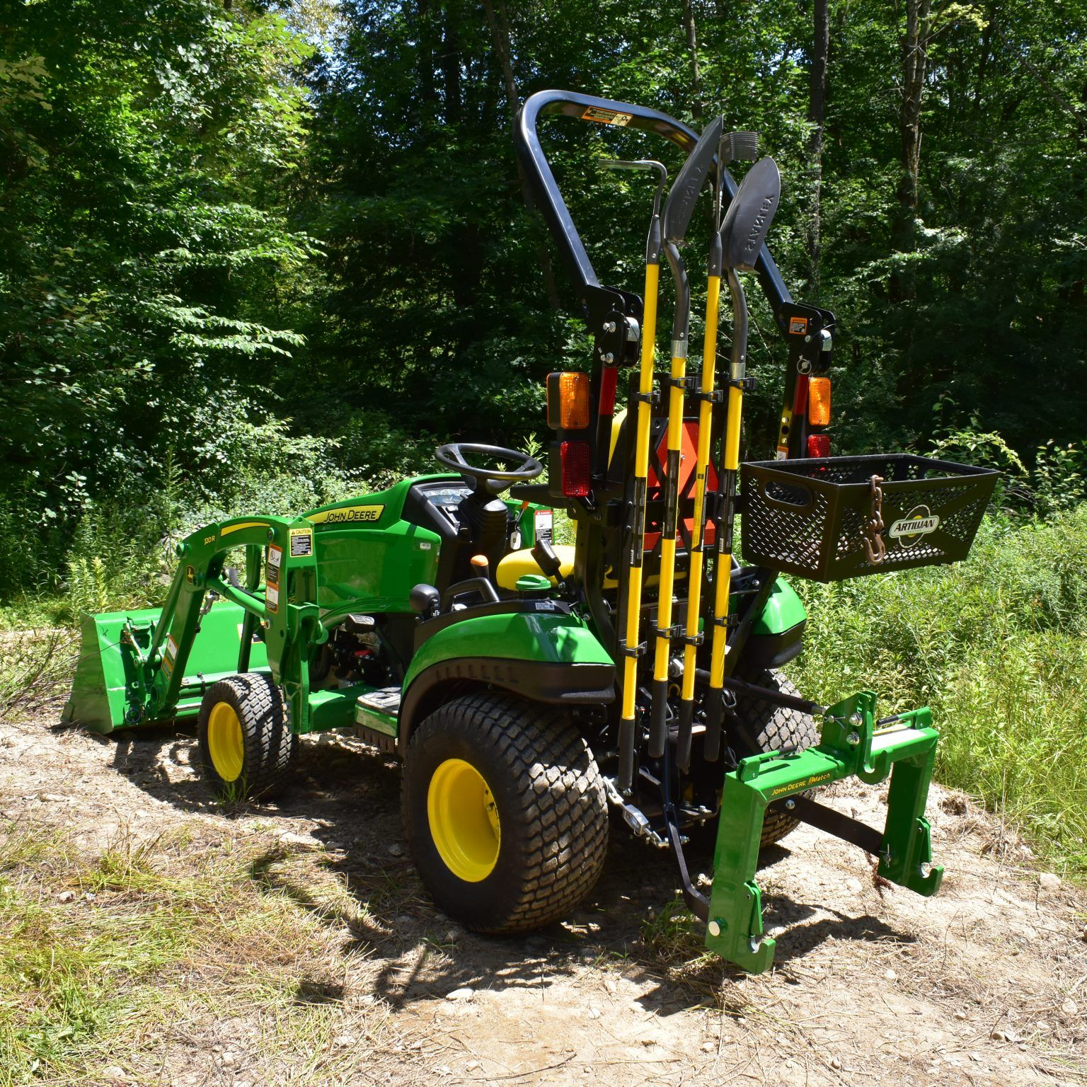 Park Art|My WordPress Blog_What Loader Will Fit My Tractor