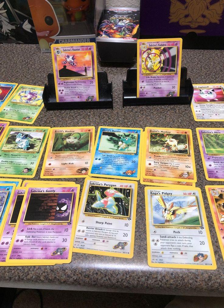 Park Art|My WordPress Blog_Pokemon Gym Heroes Display Card List