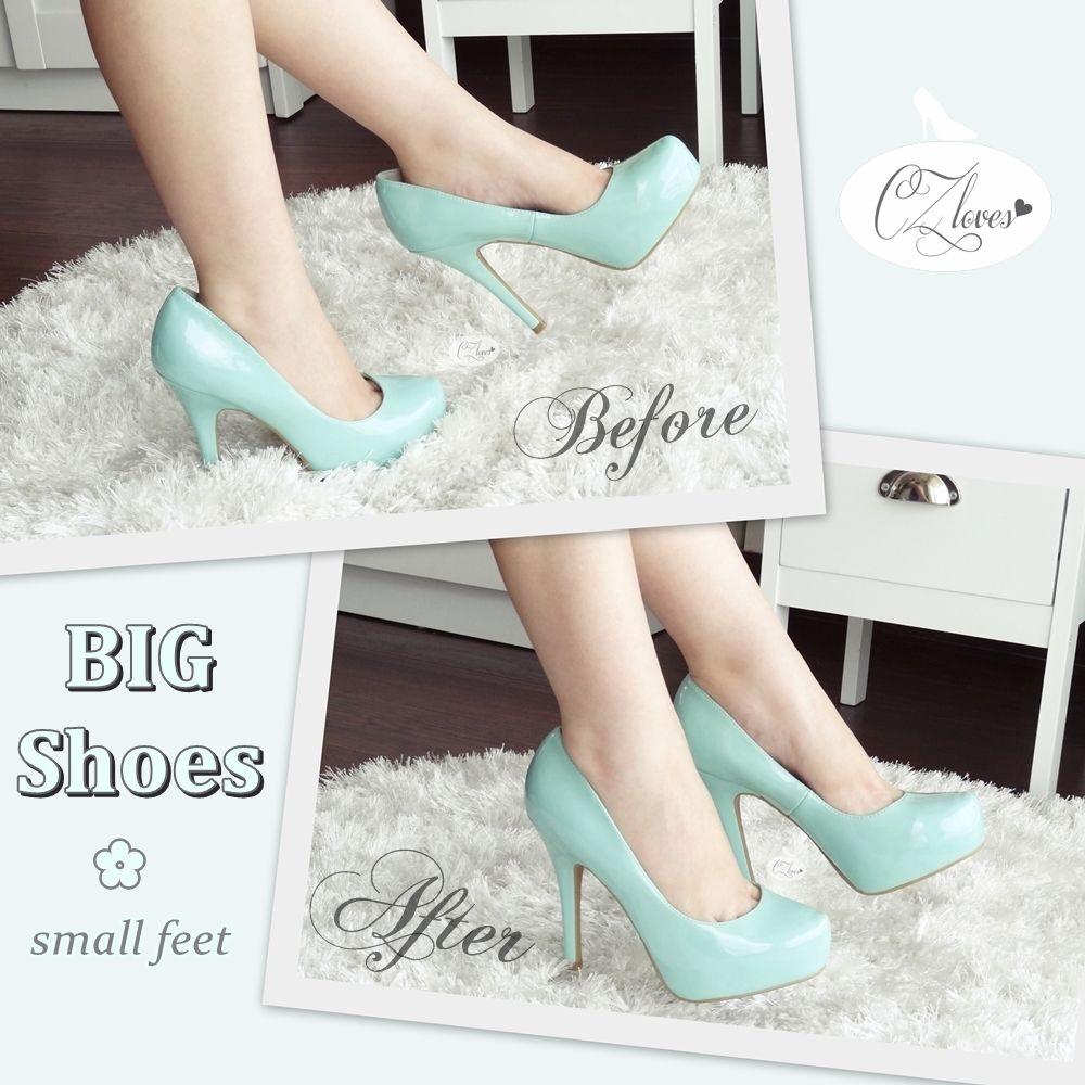 Park Art My WordPress Blog_How To Make Big Shoes Fit Smaller Diy