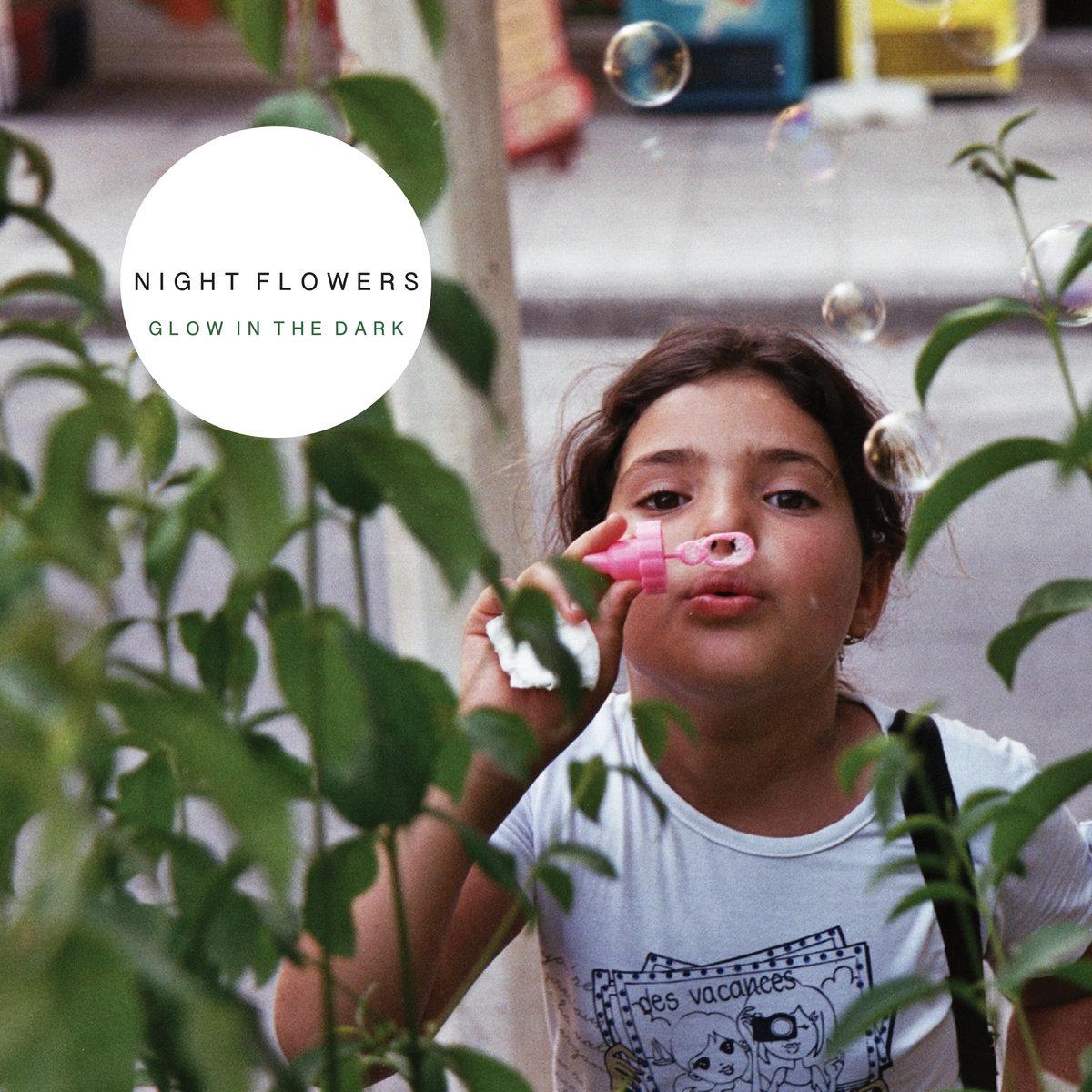 Park Art My WordPress Blog_Glow In The Dark Flowers Band