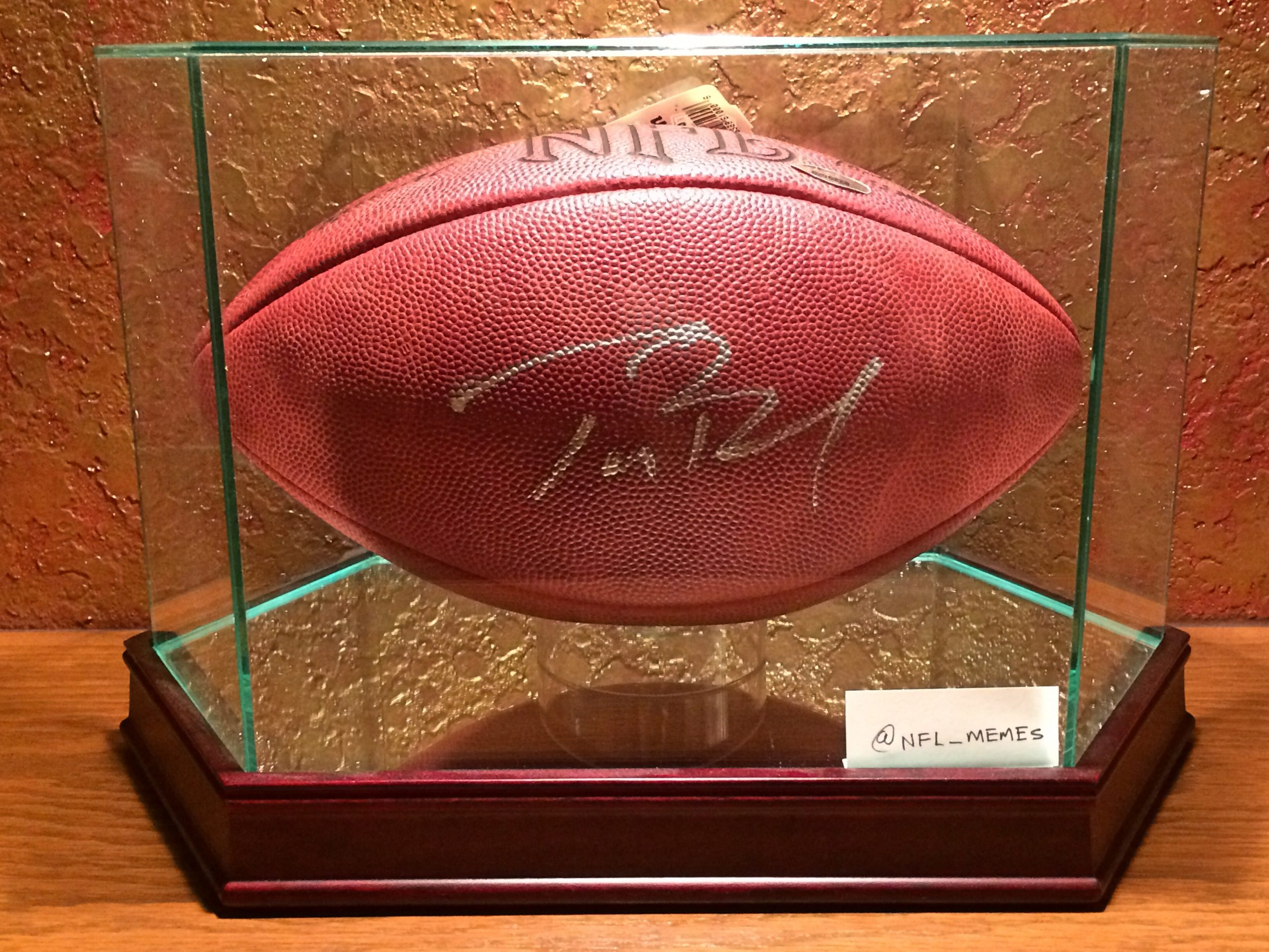 Park Art|My WordPress Blog_Tom Brady Signed Football Value