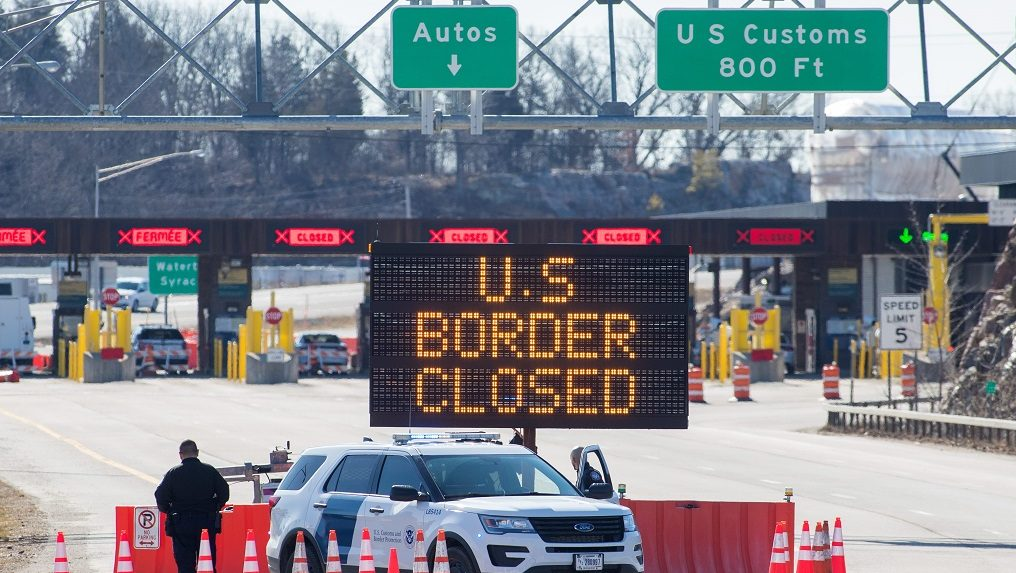 Park Art|My WordPress Blog_When Is Canada Border Reopening