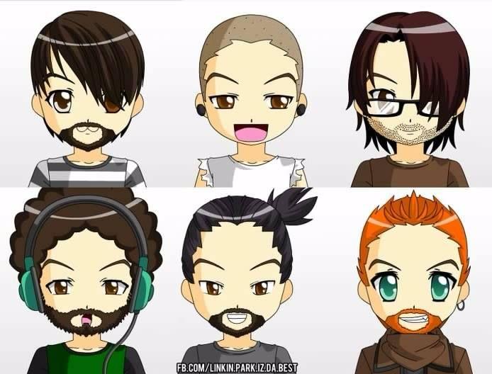 Park Art My WordPress Blog_11+ Gambar Anime Linkin Park  Pictures
