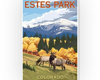 Park Art|My WordPress Blog_15+ Estes Park Wall Art  PNG