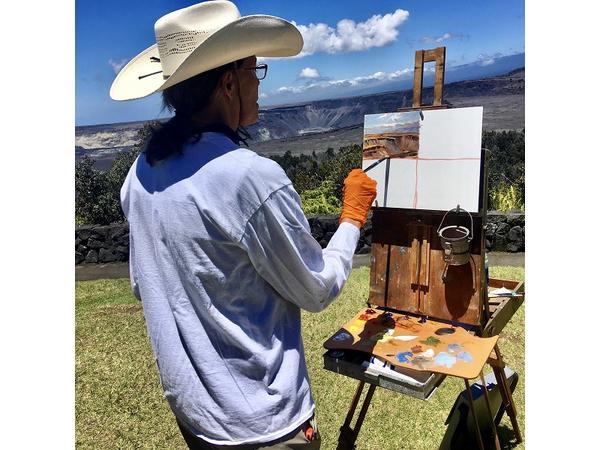 Park Art|My WordPress Blog_Download Hawaii Volcanoes National Park Artist Residency  PNG