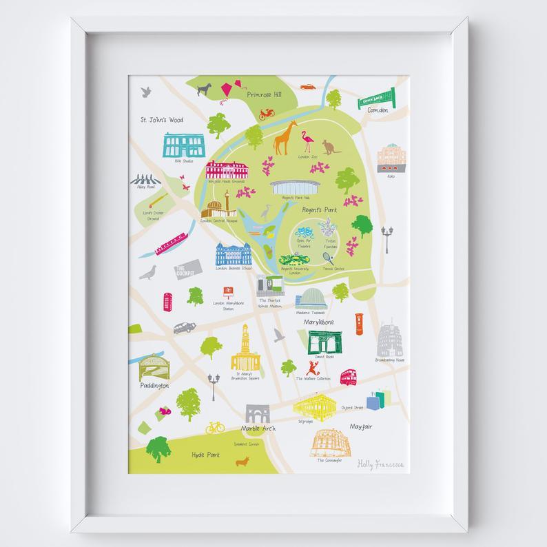 Park Art|My WordPress Blog_10+ Regents Park London Art  Gif
