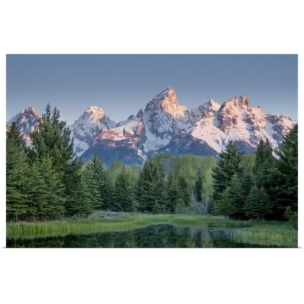 Park Art My WordPress Blog_View Grand Teton National Park Prints  Background