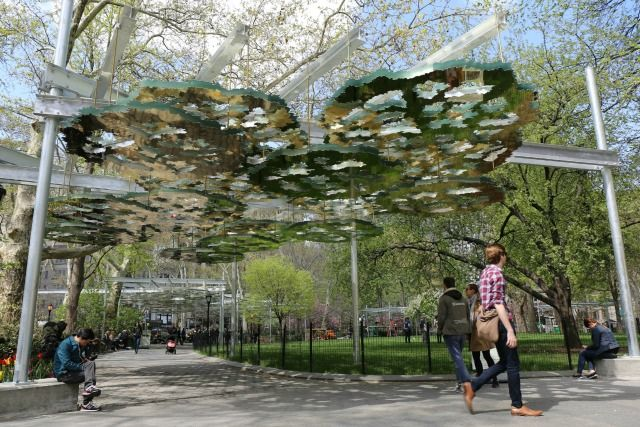 Park Art|My WordPress Blog_49+ Madison Square Park Art Exhibit  Pics