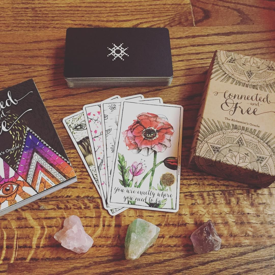 Park Art|My WordPress Blog_How To Use Oracle Cards With Tarot