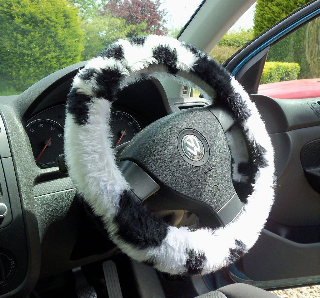Park Art|My WordPress Blog_Cow Print Car Seat Covers Fuzzy