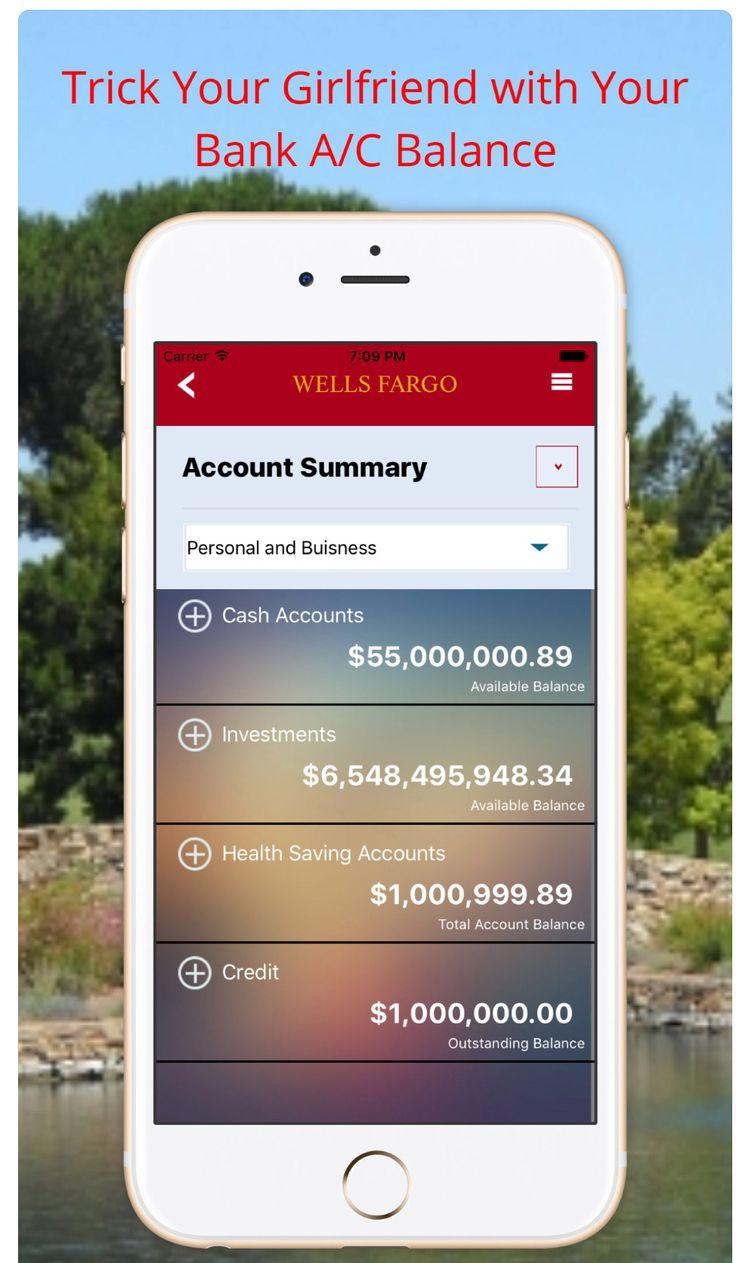 Park Art My WordPress Blog_Fake Cash App Balance Screenshot