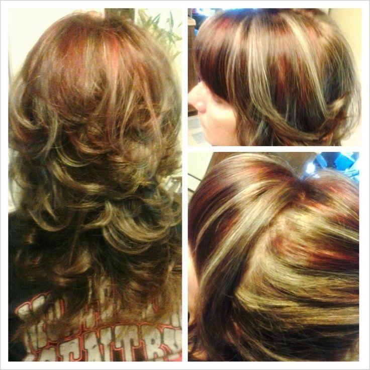 Park Art|My WordPress Blog_4n Hair Color With Highlights
